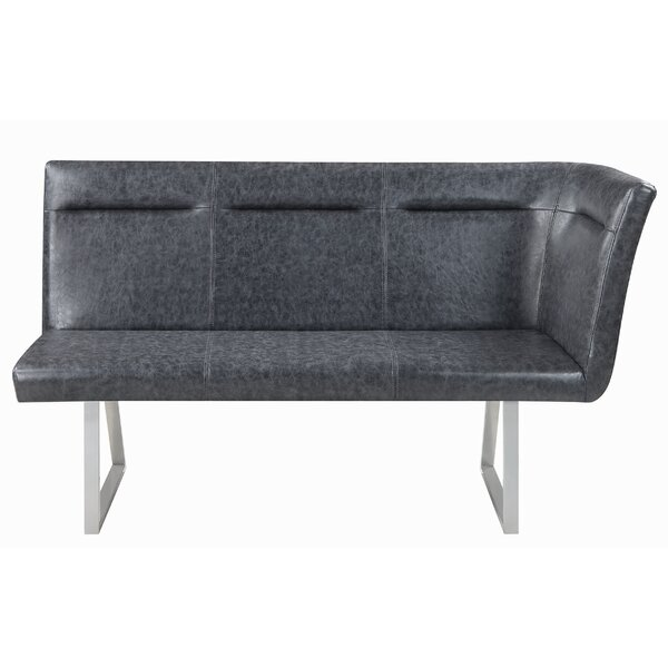 Wauwatosa Upholstered Bench by Orren Ellis