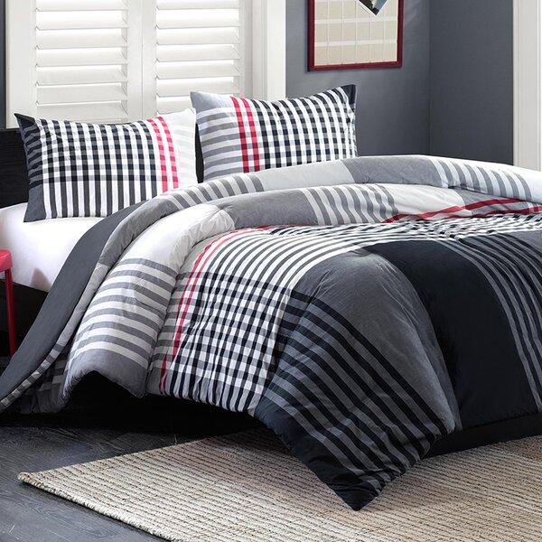Fuentes Reversible Comforter Set by Wade Logan