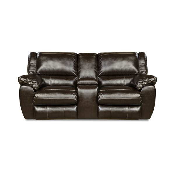 Tellez Motion Reclining Loveseat by Williston Forge
