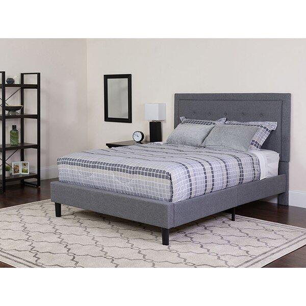 Dayanara Queen Upholstered Platform Bed by Winston Porter