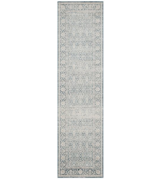Bertille Blue Area Rug by Lark Manor
