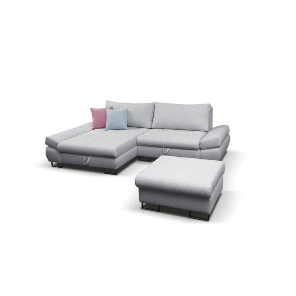 Patio Furniture Haeli Sleeper Sectional