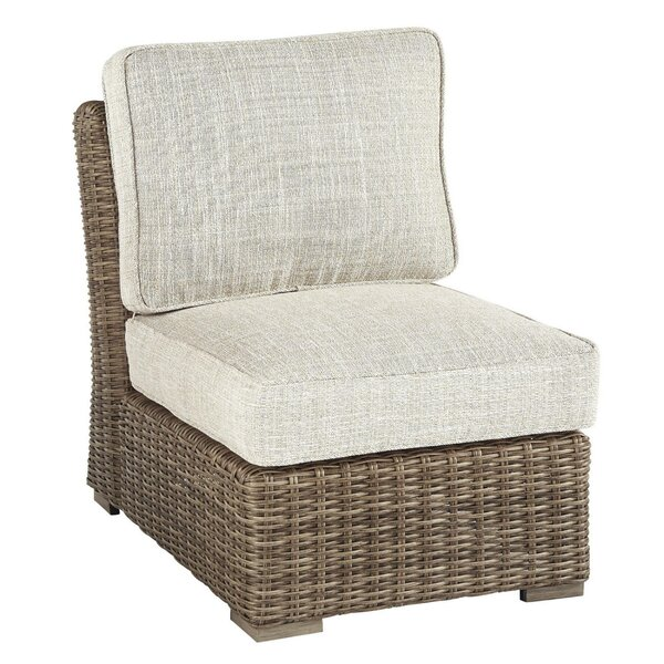 Reanna Patio Chair with Cushions by Bayou Breeze