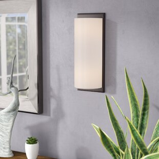 Check Prices Alina 2-Light Wall Sconce By Ivy Bronx