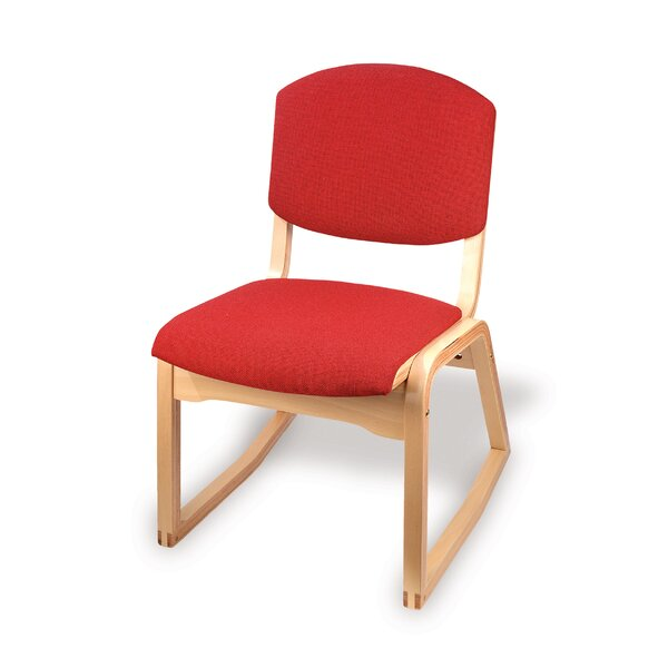 18.5 Solid Wood Classroom Chair by Holsag