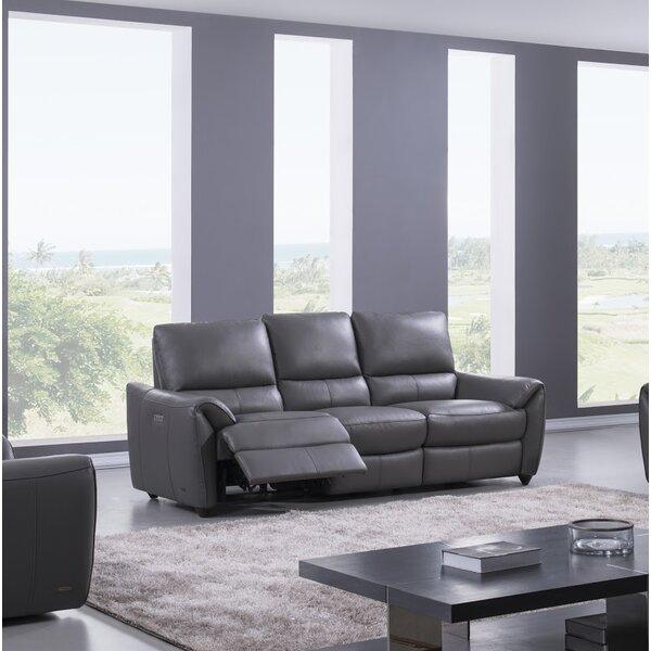 Ouellette Reclining Sofa by Orren Ellis