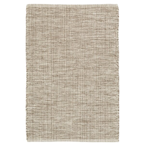 Marled Brown/Beige Area Rug by Dash and Albert Rugs