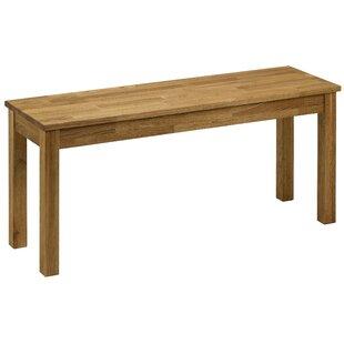 Indoor Wooden Bench | Wayfair.co.uk