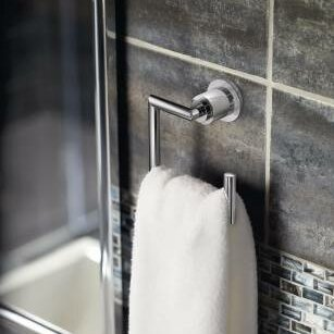 Arris Towel Hook by Moen