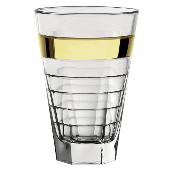 15 oz. Every Day Glass (Set of 6) by Majestic Crystal