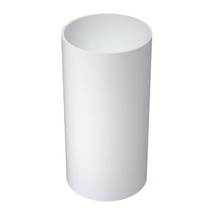 Find Stone 34 Pedestal Bathroom Sink By InFurniture