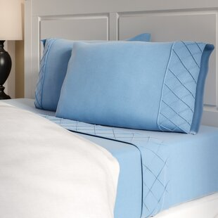 Riverview 4 Piece Sheet Set By Charlton Home