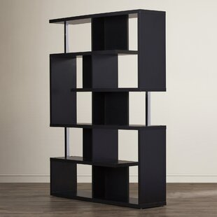 bookcase style hollydale product mission overstock free home garden chestnut shipping today