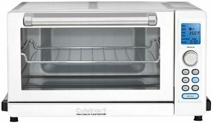 0.6 cu. ft.Deluxe Convection Toaster Oven and Broi
