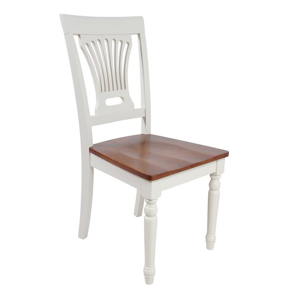 Solid Wood Dining Chair (Set of 2) by TTP Furnish
