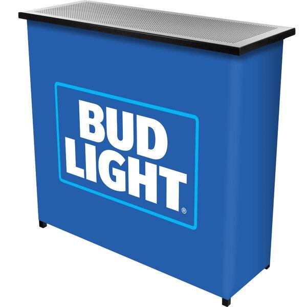 Budweiser Bud Light Bar by Trademark Global