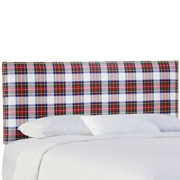 Willingham Upholstered Panel Headboard by Darby Home Co