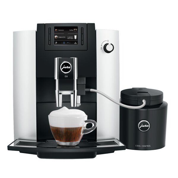 E6 Espresso Maker by Jura