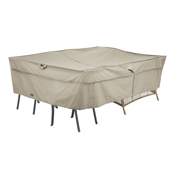 Searcy Water Resistant Patio Dining Set Cover by Freeport Park
