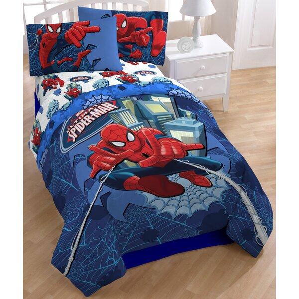 Spider-Man Astonish Reversible Comforter by Marvel