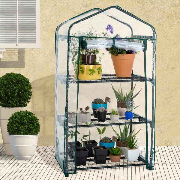 2.3 Ft. W X 1.6 Ft. D Growing Rack by Pure Garden