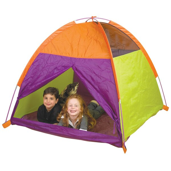 My Play Tent with Carrying Bag by Pacific Play Ten