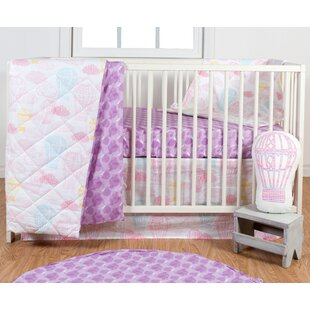 Searching for Dreamscape 3 Piece Crib Bedding Set By Poppi Living