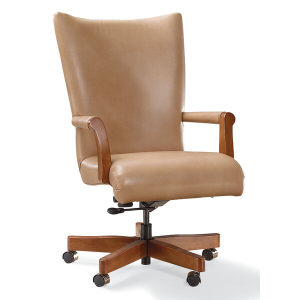 Pleasing Chester Swivel Executive Chair By Fairfield Chair Evergreenethics Interior Chair Design Evergreenethicsorg