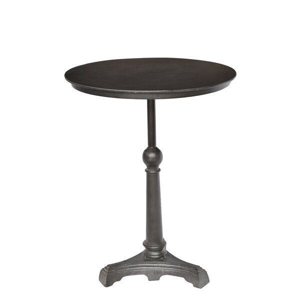 Rocklin Metal Bistro Table by 17 Stories