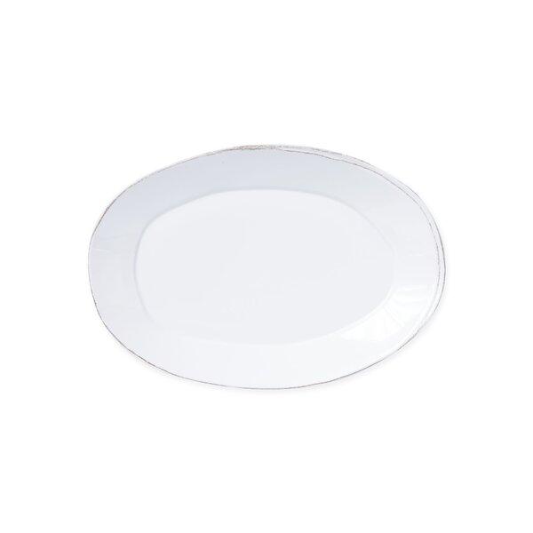 Lastra Melamine Platter by VIETRI