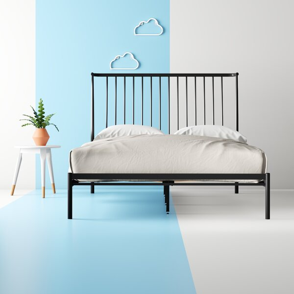 Quezada Platform Bed by Hashtag Home