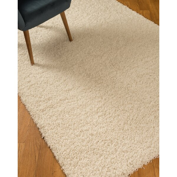 Isla Shag Ivory Area Rug by Natural Area Rugs