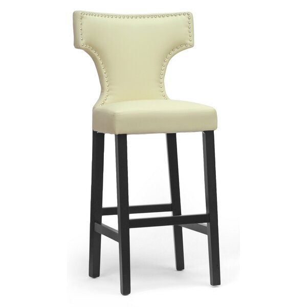 Trudel 30.87 Bar Stool (Set of 2) by Latitude Run