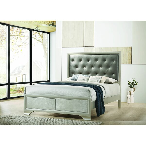 Sherly Upholstered Standard Bed by Mercer41