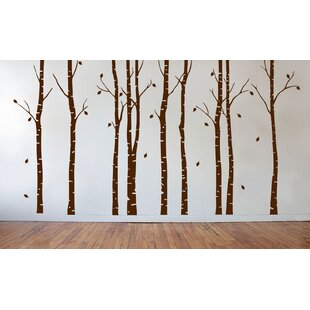 Trees And Flower Wall Decals Youu0027ll Love | Wayfair