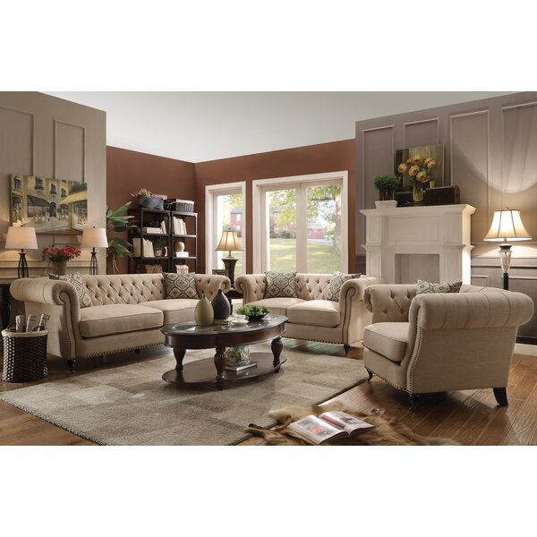 Calila Configurable Living Room Set By Birch Lane™ Heritage by Birch Lane™ Heritage 2019 Online