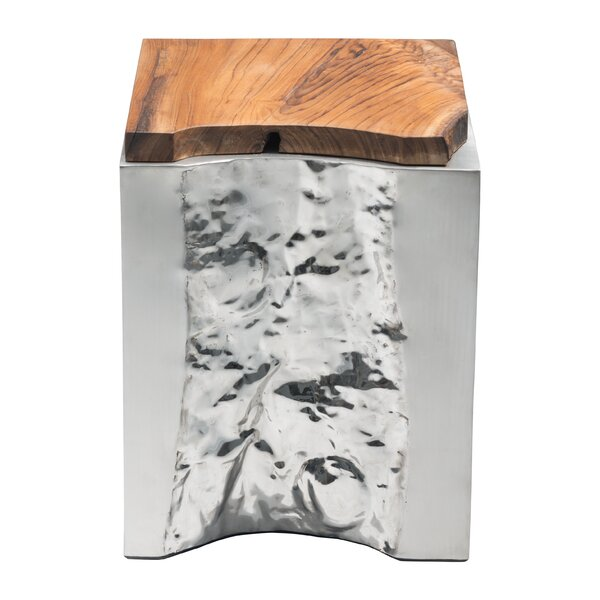 Shantelle End Table by Orren Ellis