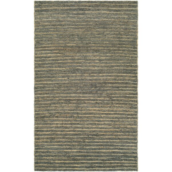 Susanville Hand-Woven Brown/Gray Area Rug by Trent Austin Design