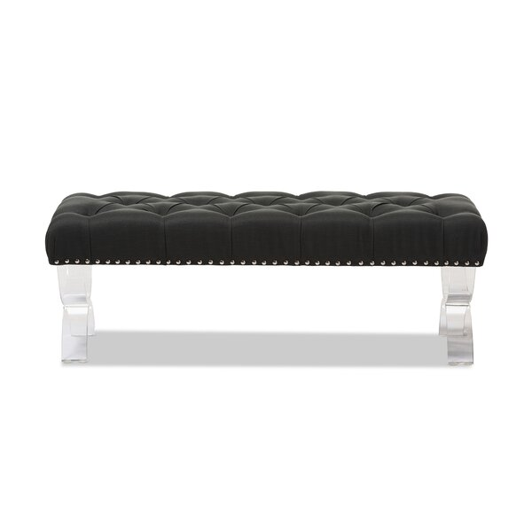Cameron Upholstered Bench by Wholesale Interiors