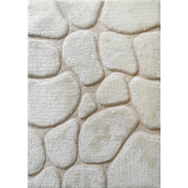 Widcombe Hand-Tufted Ivory Area Rug by Latitude Run