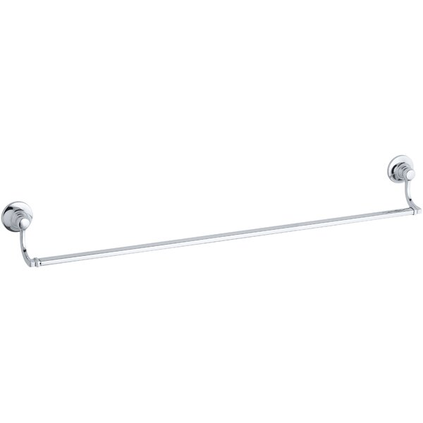 Bancroft 30 Wall Mounted Towel Bar by Kohler