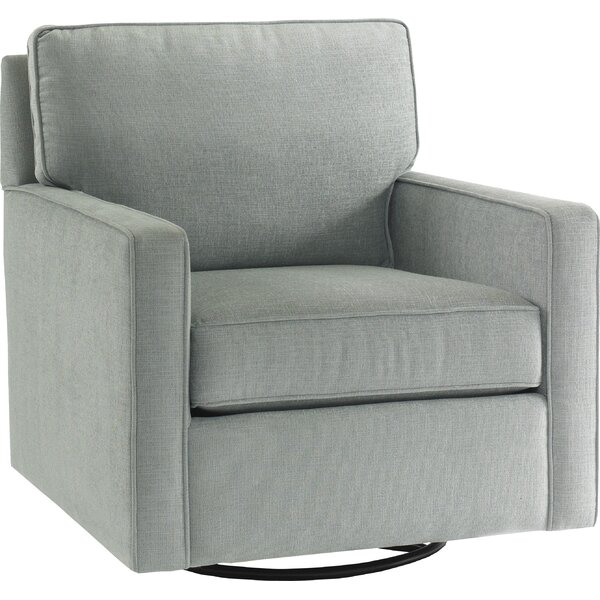 Colliers Swivel Armchair by Canora Grey