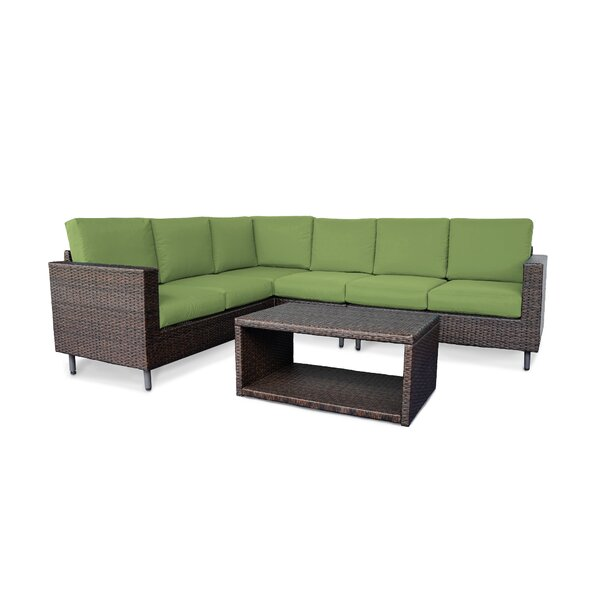 Suwanee 5-Piece Sofa Seating Group with Cushions by Ivy Bronx