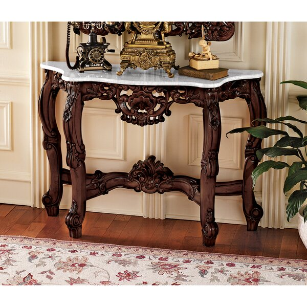 Royal Baroque Console Table by Design Toscano