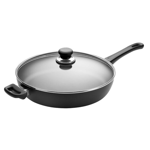 Classic Saute Pan with Lid by SCANPAN
