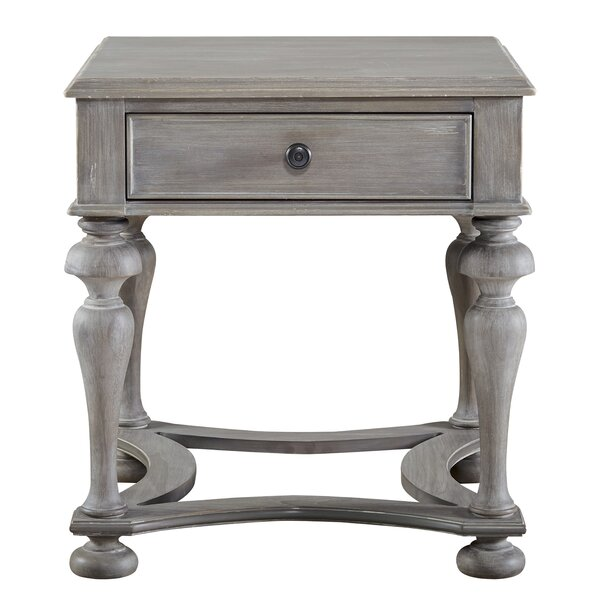 Charlette End Table by Bungalow Rose