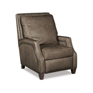 Hooker Furniture Aspen Lenado Leather Recliner