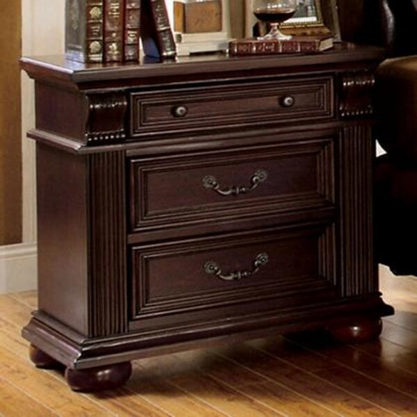 Olmead 2 Drawer Nightstand By Astoria Grand