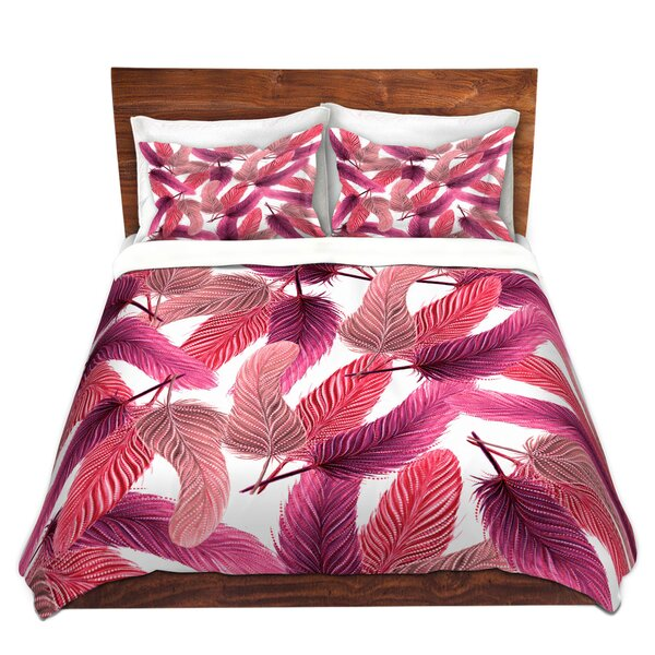 Feather Duvet Cover Set