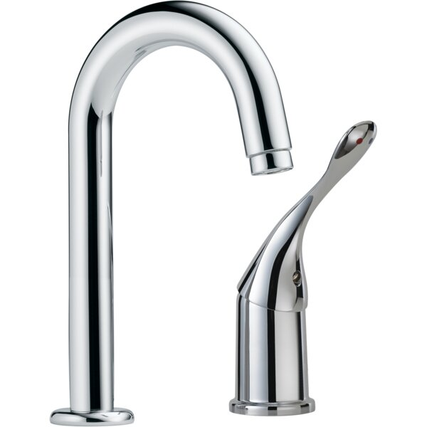Single Handle Kitchen Faucet by Delta